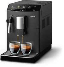 PHILIPS Machine espresso 4 boissons Café Broyeur Lungo Mousseur à lait HD8827/01