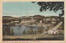 Postcard Laurentide Inn Ste Agathe des Monts Quebec Canada