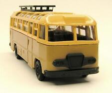 H0 Bus DDR IKARUS 31 Reisebus Stadtbus Dachgepäckträger Panoramadach hellbraun