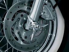 Kuryakyn 1235 Spin blade axle cap Zombie Harley Sportster XL 88-07