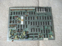 1976 GREMIN logic cpu mpu UNTESTED arcade game PCB board  c72