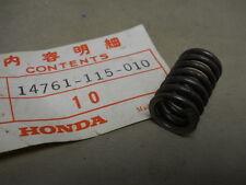 Honda NOS CRF100, CRF80, NSF100, XL100, XL75, Valve Spring, # 14761-115-010   qq