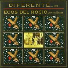 ECOS DEL ROCIO - DIFERENTE [CD]