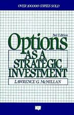 Options As A Strategic Investment by Mcmillan
