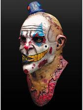 Zombieclown Maske Latex Halloween Horror Zombie Clown