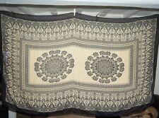 étole châle foulard style Pashmina 187 cm x 107 cm