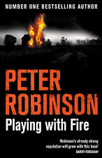 Playing with Fire - Peter Robinson - Brand New Paperback