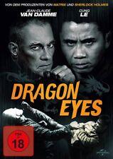 Dragon Eyes - Jean-Claude van Damme - DVD - FSK 18