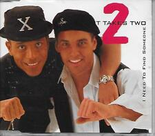 IT TAKES Two 2 - I need to find someone CDM 4TR Eurodance 1994 Germany