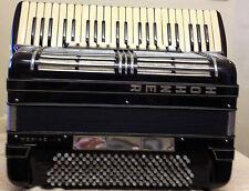 HOHNER MORINO V1N 185-FREE BASS PIANO ACCORDION-45/185-5V/6R-5V/3R-SAVE:£1,000!