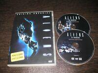 Aliens DVD Sigourney Weaver James Horner Stan Winston