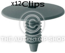 Panel Clips Trim Clips 10,9MM Renault Trafic/Twingo/Wind/Zoe etc 12PK 1234re
