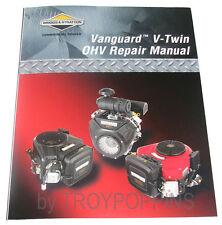 BRIGGS & STRATTON OHV PART VANGUARD V-TWIN-272144 REPAIR MANUAL SMALL ENGINE OEM