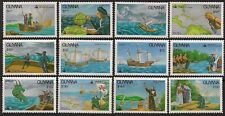 Guyana Stamp - Discovery of America Stamp - NH