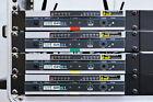 AKG 4-Kanal Funkanlage im Case, 4 Handsender Kondensator + 2 Taschensender