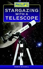 (Good)-Philip's Stargazing with a Telescope (Paperback)-Robin Scagell-0540077135