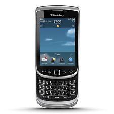 Blackberry Torch 9810 SIM Smartphone-Zinc Grey