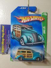 Hot Wheels 2009 TREASURE HUNTS '37 Ford 47/190 B8