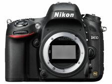[NEAR MINT] Nikon D610 24.3MP Digital SLR Camera Body - Black N106