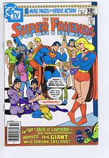 Super Friends #37 DC Pub 1980