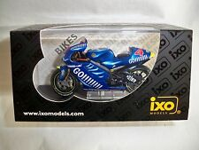 IXO YAMAHA YZR-M1 A. BARROS MOTOGP 2003 I:24 SCALE DIECAST MOTORCYCLE MODEL