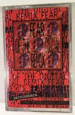 Deitiphobia Fear of the Digital Remix NEW Cassette Rare Christian Industrial