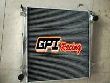 Aluminum Radiator For Ford Explorer MK3 U152 4.0L V6; 4.6L V8 2002-2005 04 03