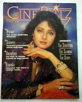 Cineblitz Oct 1993 Sridevi Raaj Kumar Akshay Prakash Mehra Ramyah Bhagyashree