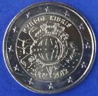 CHYPRE - 2 EUROS COMMEMORATIVE 2007 - 2015 Toutes les Années Disponibles