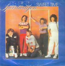 "7"" Reo Speedwagon/Sweet Time (NL)"