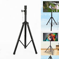 "Portable Tripod Tv Stand - Television Lcd Flat Panel Monitor Mount 34"" up to 50"""