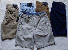 """Polo Ralph Lauren Men's Shorts Chino Relaxed Fit 10""""  Sz 30 32 33 34 35 36 38"""