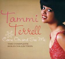 Come On & See Me: The Complete Solo Collection - Tamm (2010, CD NIEUW)2 DISC SET