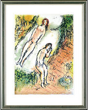 Marc Chagall (1887-1985), Odyssee – Wehklagen des Odysseus, 1974