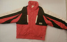 White Stag Ski Wear Jacket L large Red winter snow boarding well made heavy duty