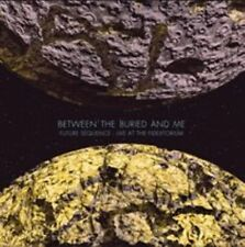Future Sequence: Live at the Fidelitorium [DVD+CD] [CD Packaging] [Digipak] * by Between the Buried and Me (CD, Sep-2014, 2 Discs, Metal Blade)