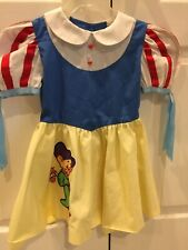 Vintage! Disney Snow White Costume Child Size