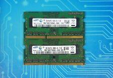 4GB (2x2GB) PC3-10600s DDR3-1333MHz 1Rx8 Non-ECC Samsung M471B5773DH0-CH9