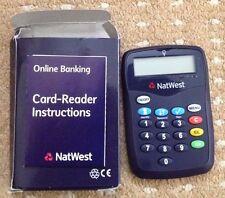 BNIB NATWEST PINSENTRY ONLINE BANKING CARD READER - FREEPOST