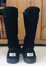 UGG Kenly Womens Black  Winter  Boots Size 7.5UK/40EU