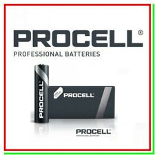 batterie PROCELL pile AA stilo AAA ministilo alcaline ex duracell industrial