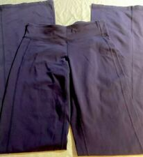 ATHLETA Women's Navy Yoga Athletic Stretch Low Rise Pant  Sz XST Euc