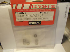 KYOSHO H3051 Tail Rotor Hub CUSCINETTO concetto 30