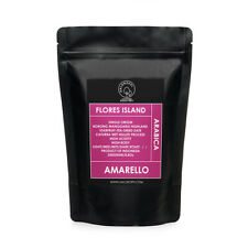 Halokoffi Arabica Flores Amarello Indonesia Yellow Caturra Coffee Roasted Beans