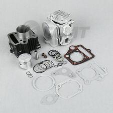70cc Aluminum Engine Motor Cylinder Rebuild Kit For Honda ATC70 AT70 TRX70 CRF70