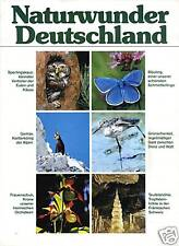 Naturwunder Deutschland (großer Bildband)   1979