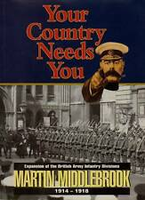 More details for your country needs you ! british army - signed copy !