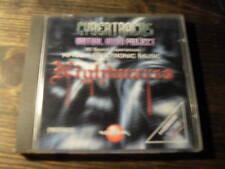 "CYBERTRACKS  VIRTUAL AUDIO "" nightmares ""      CD"
