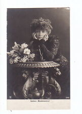 OLD Photo Postcard Actress Sarah Bernhardt France Jew Jewish 1900s