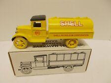 ERTL Diecast & Plastic 1931 Hawkeye Shell Tanker w/ Box